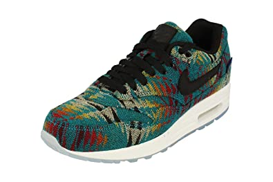 5757ca929 Nike Womens Air Max 1 PRM Pendleton Running Trainers 918621 Sneakers Shoes  (UK 5 US