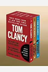 Tom Clancy's Jack Ryan Boxed Set (Books 1-3) Paperback