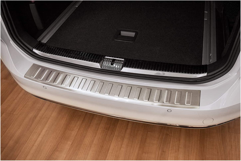 Tuning Art L383 Edelstahl Ladekantenschutz Für Passat B8 Variant Facelift Farbe Silber Auto