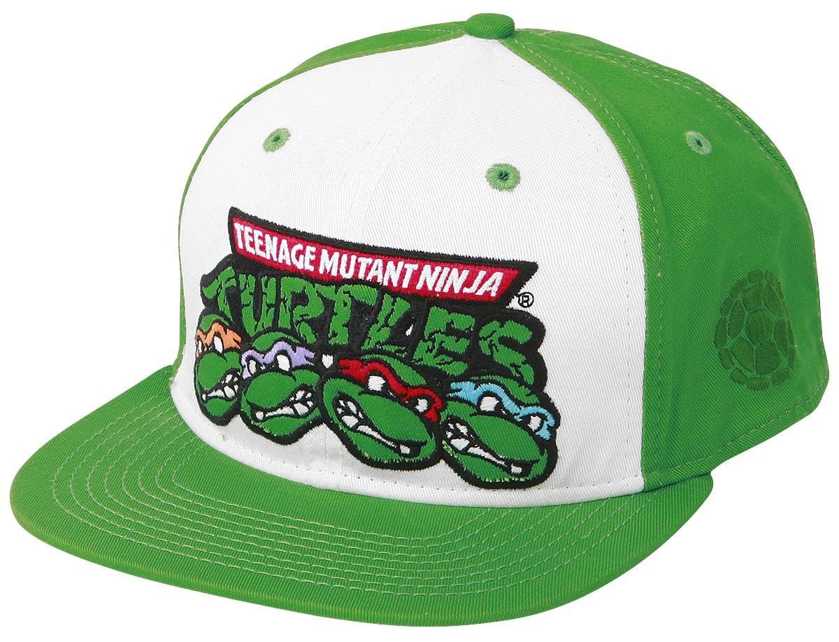 Teenage Mutant Ninja Turtles - Logo (Cappellino): Amazon.es ...