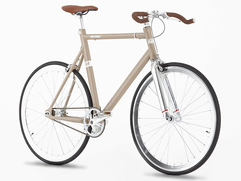 Bicicleta de piñón fijo, de aleación, modelo 2017, especial diseño ...