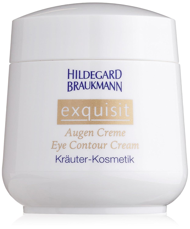 Hildegard Braukmann Exquisit femme/women, Augen Creme, 1er Pack (1 x 30 ml) 4016083009843