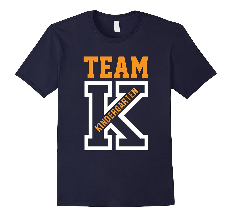 Team Kindergarten Teacher Shirt-T-Shirt For Men or Women-BN