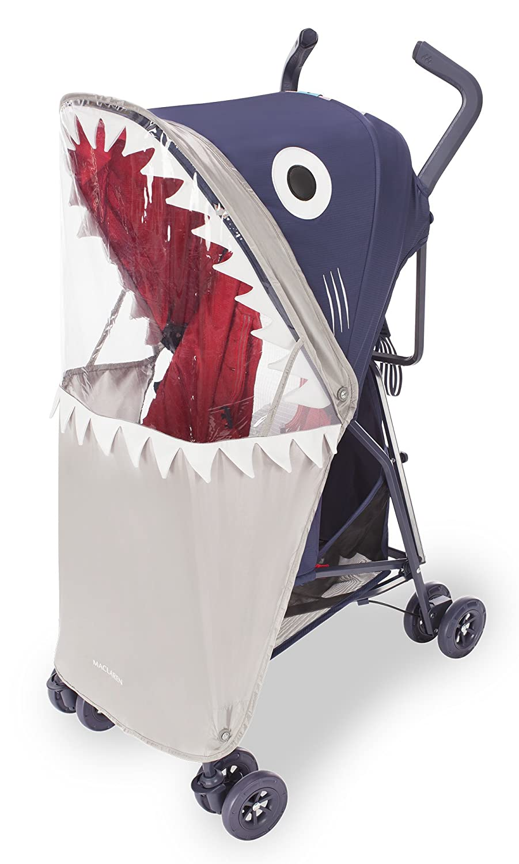 Asiento multiposici/ón de los 6 meses hasta los 25 kg s/úper ligero con accesorios Maclaren Mark II Shark Silla de paseo