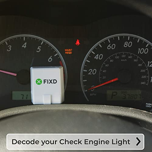 The fixd car health monitor is made for hands-on drivers