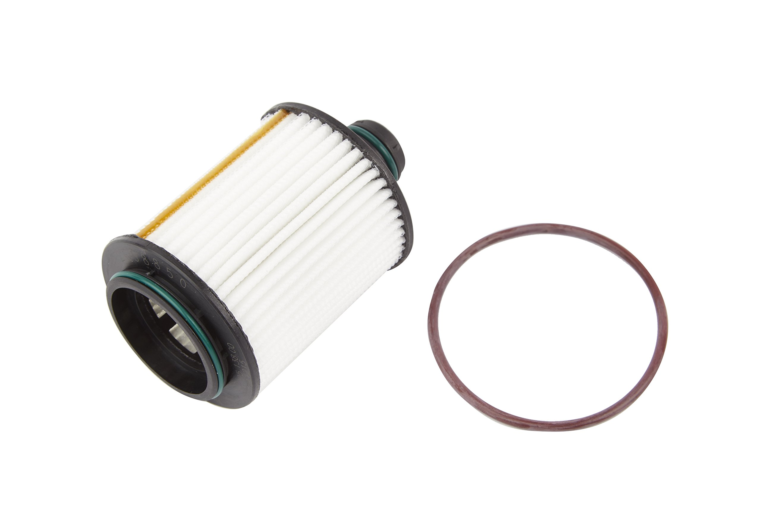 ACDelco GM Original Equipment PF2260G Engine Oil Filter and Cap Seal (O-Ring)