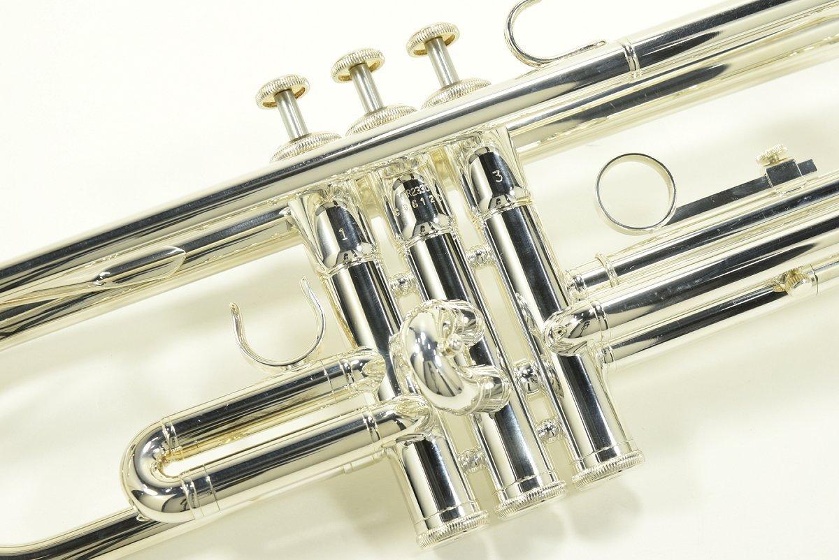 Yamaha Trumpet Bb YTR 2330S Standard SILVER With ''Semi-Hard case''
