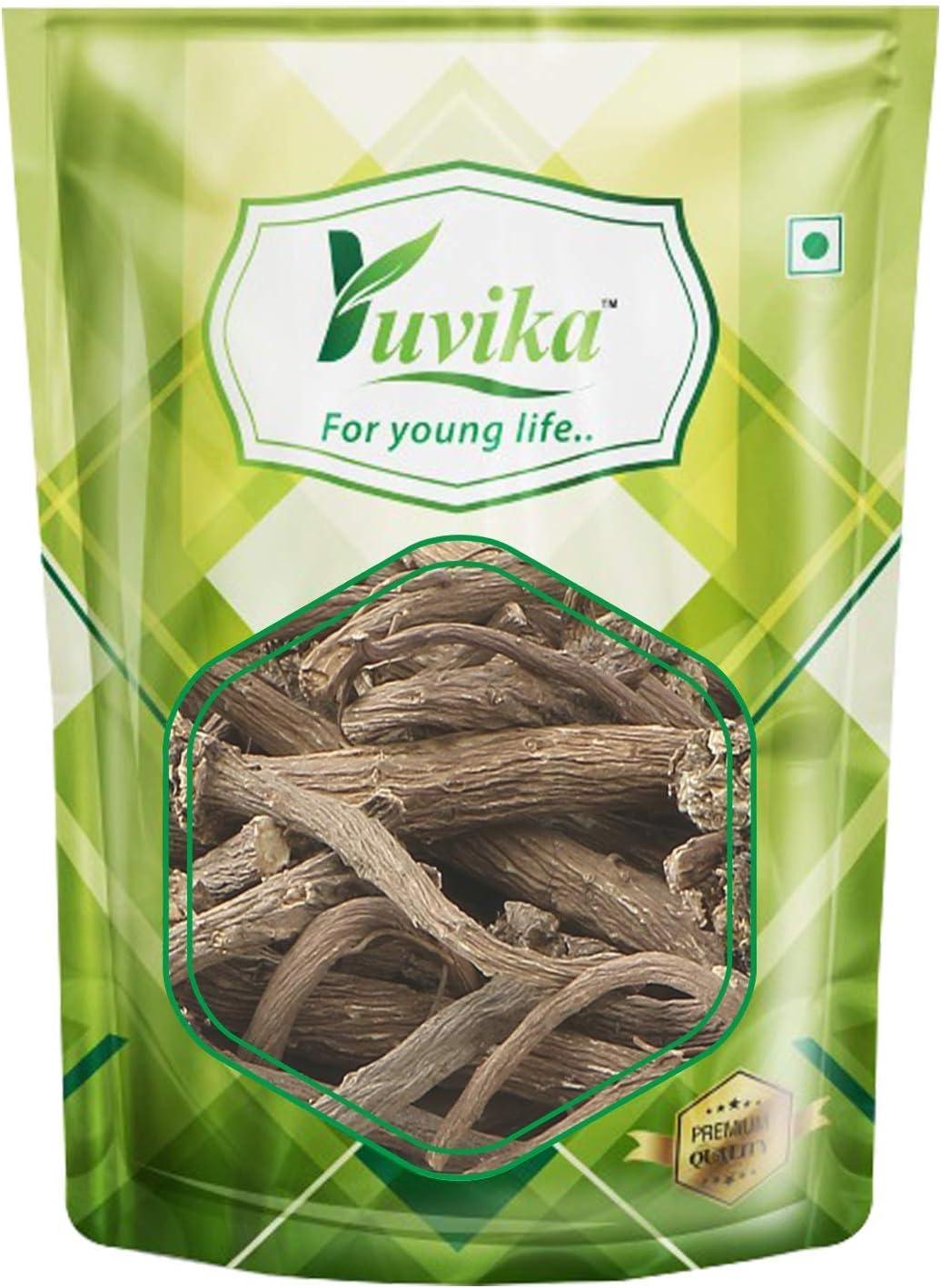 YUVIKA Akarkara - Anacyclus Pyrethrum - Pellitory Root (100 GM)