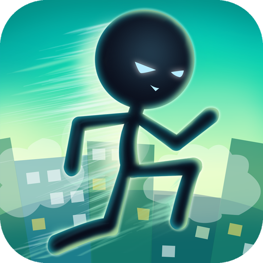 Sticky Man Run And Jump 3D Free (Despicable Me Halloween)