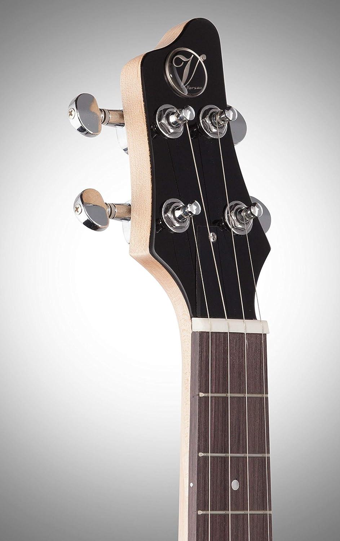 Vorson T-Style ukelele eléctrico con bolsa de concierto: Amazon.es: Instrumentos musicales