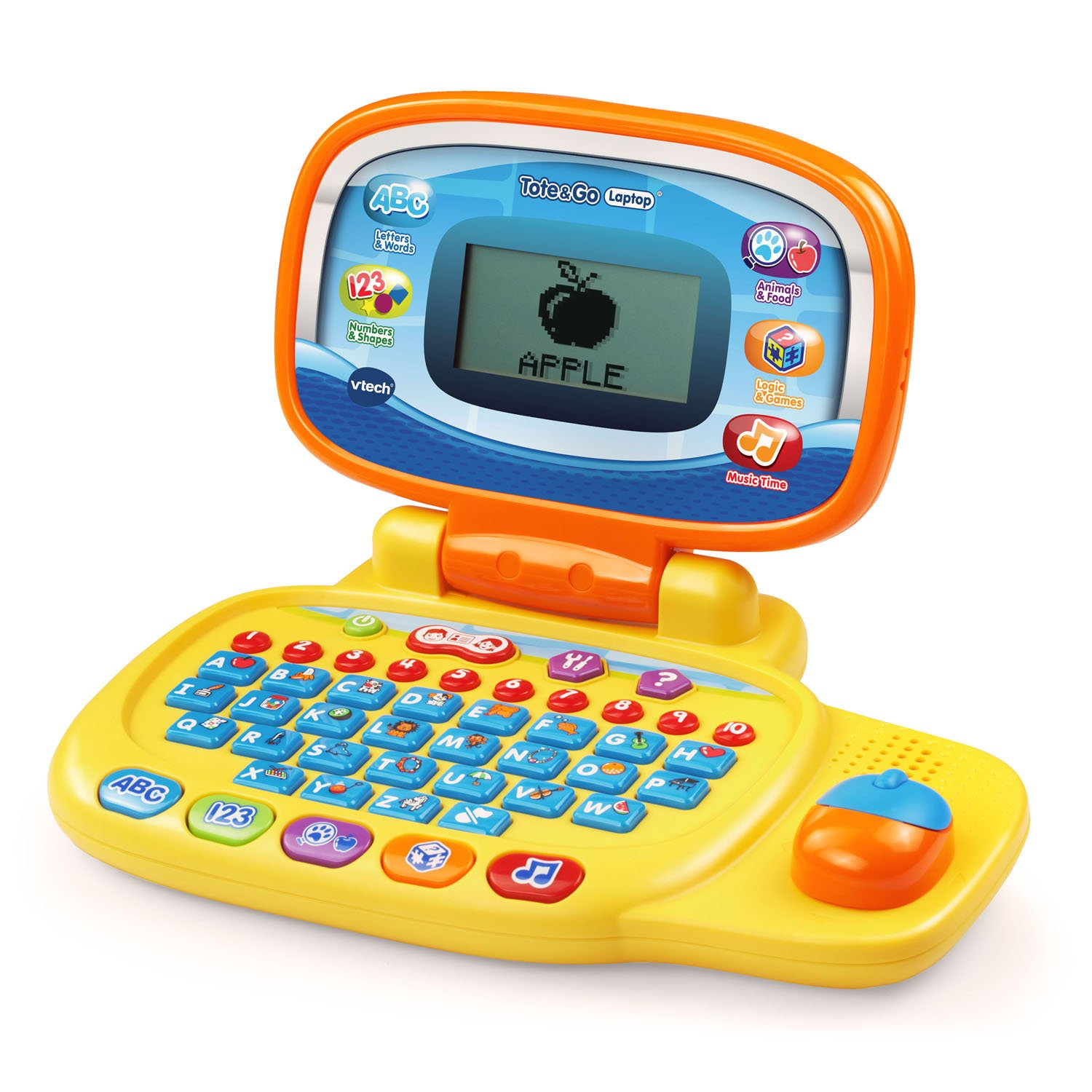 Toddler Laptop Computer Kids Learning Educational Toys For ...