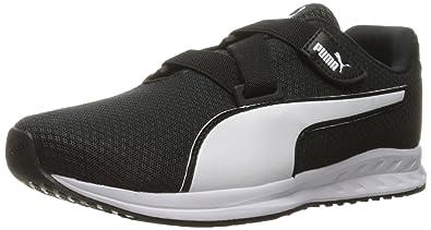 5d87bc56081d PUMA Women's Burst Alt WN's Cross-Trainer Shoe, Black White, ...