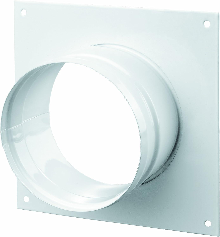 Wandflansch für Lüfter 160mm Ventilator Winflex FMK 160 Zn