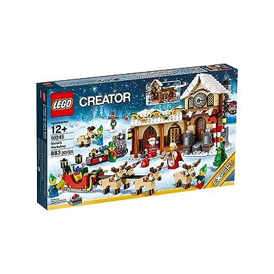 LEGO Creator : Santa: Toys & Games