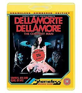 Dellamorte Dellamore [Blu-ray]