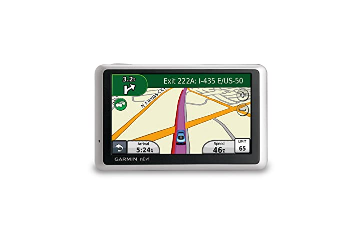 Amazon.com: Garmin nüvi 1350T 4.3-Inch Portable GPS Navigator with ...