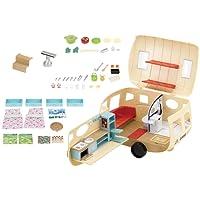 Sylvanian Families - 5045 - Caravane - Poupées et Accessoires