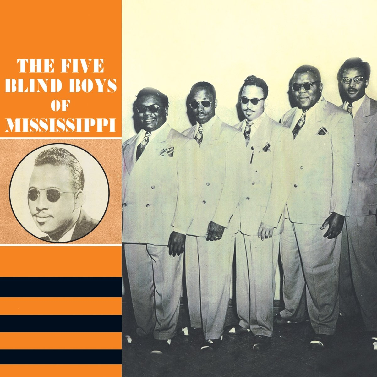 1947 New products, world's highest quality popular! - 1954: The Five Ranking TOP1 Mississippi of Blind Boys
