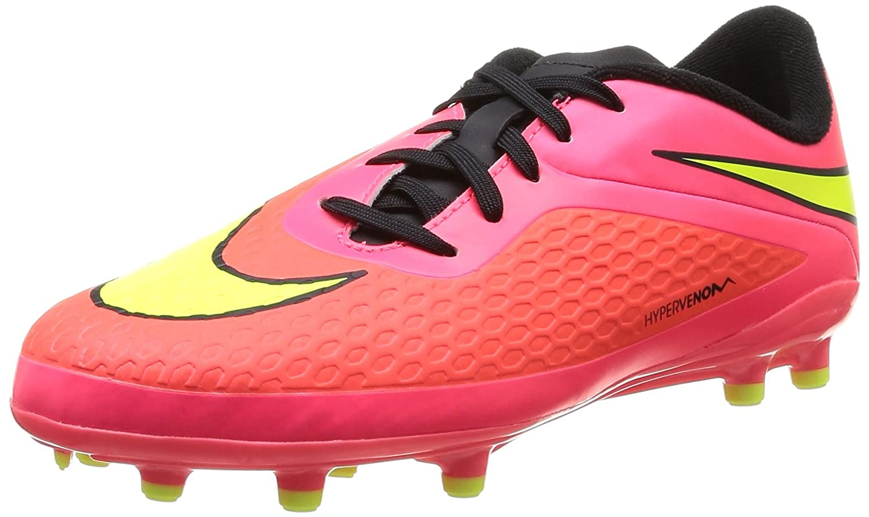 wholesale dealer 4c3f0 06673 Nike Boys  Hypervenom Phelon Fg Football Training Shoes  Amazon.co.uk  Shoes    Bags