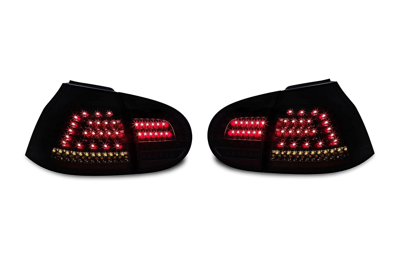 JOM 82717 UrbanStyle Full-LED Rü ckleuchten komplett schwarz JOM Car Parts & Car Hifi GmbH