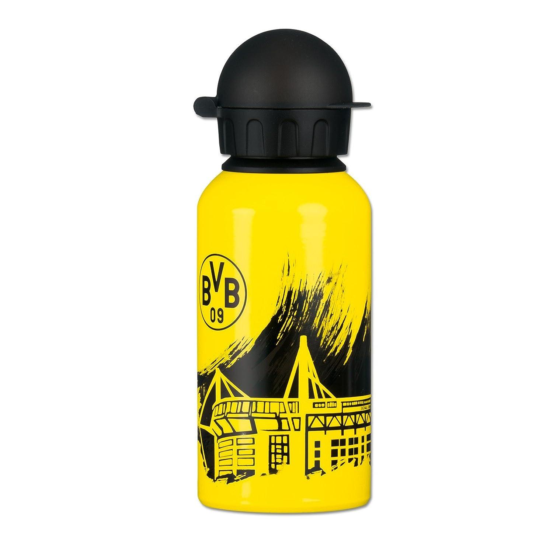 Borussia Dortmund BVB-Trinkflasche mit Stadionmotiv one Size