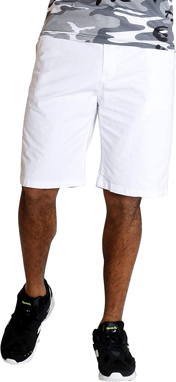 Vim Mens Classic Slash Pocket Twill Short