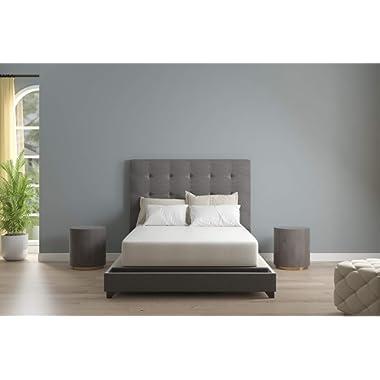 Ashley Furniture Signature Design - 10 Inch Chime Express Memory Foam Mattress - Bed in a Box - Full - White