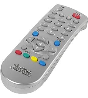 Vivanco - Mando universal (pilas incluidas): Amazon.es: Electrónica