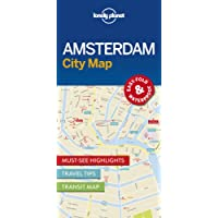 Amsterdam City Map (Lonely Planet City Maps)