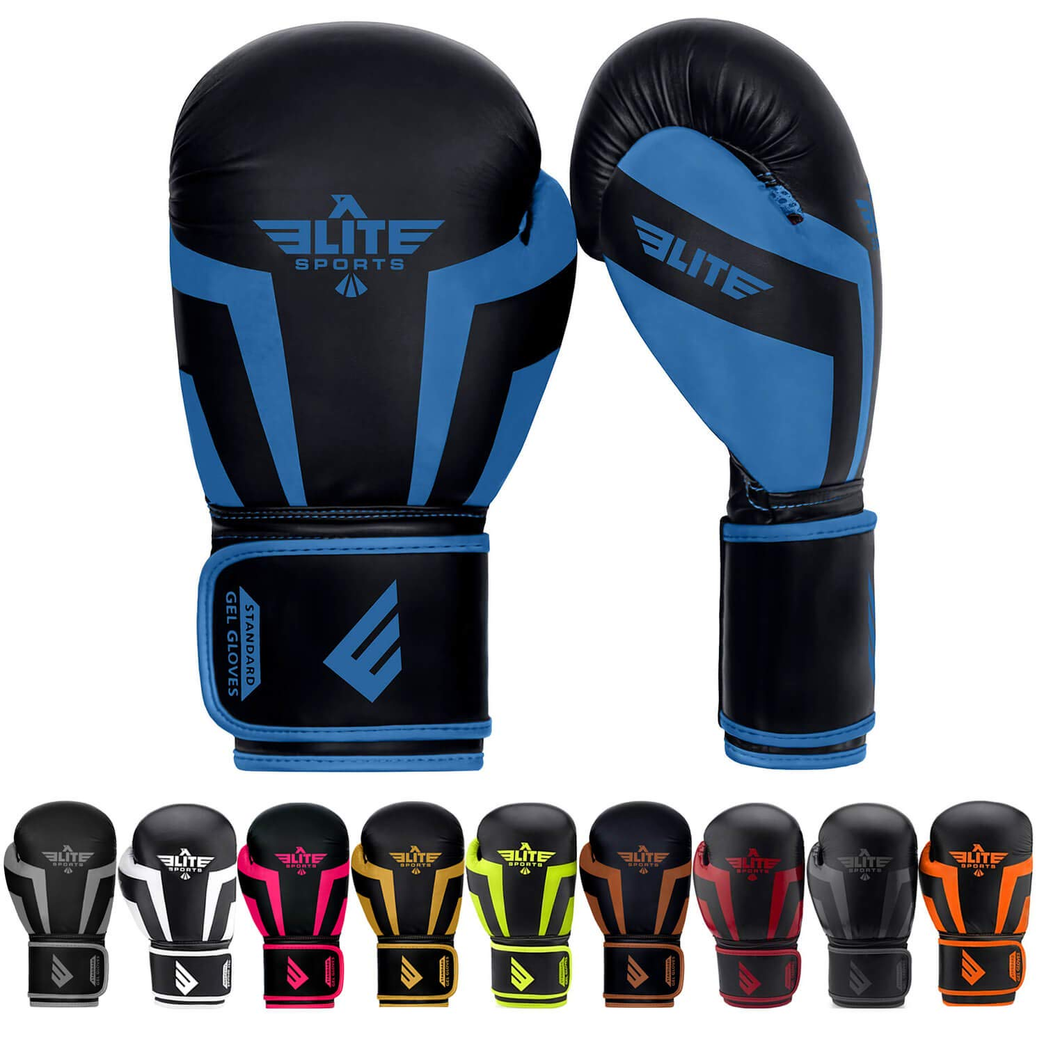 Leather Grappling Gloves Cage Fight MMA Muay Thai Boxing Gloves LOW PRICE