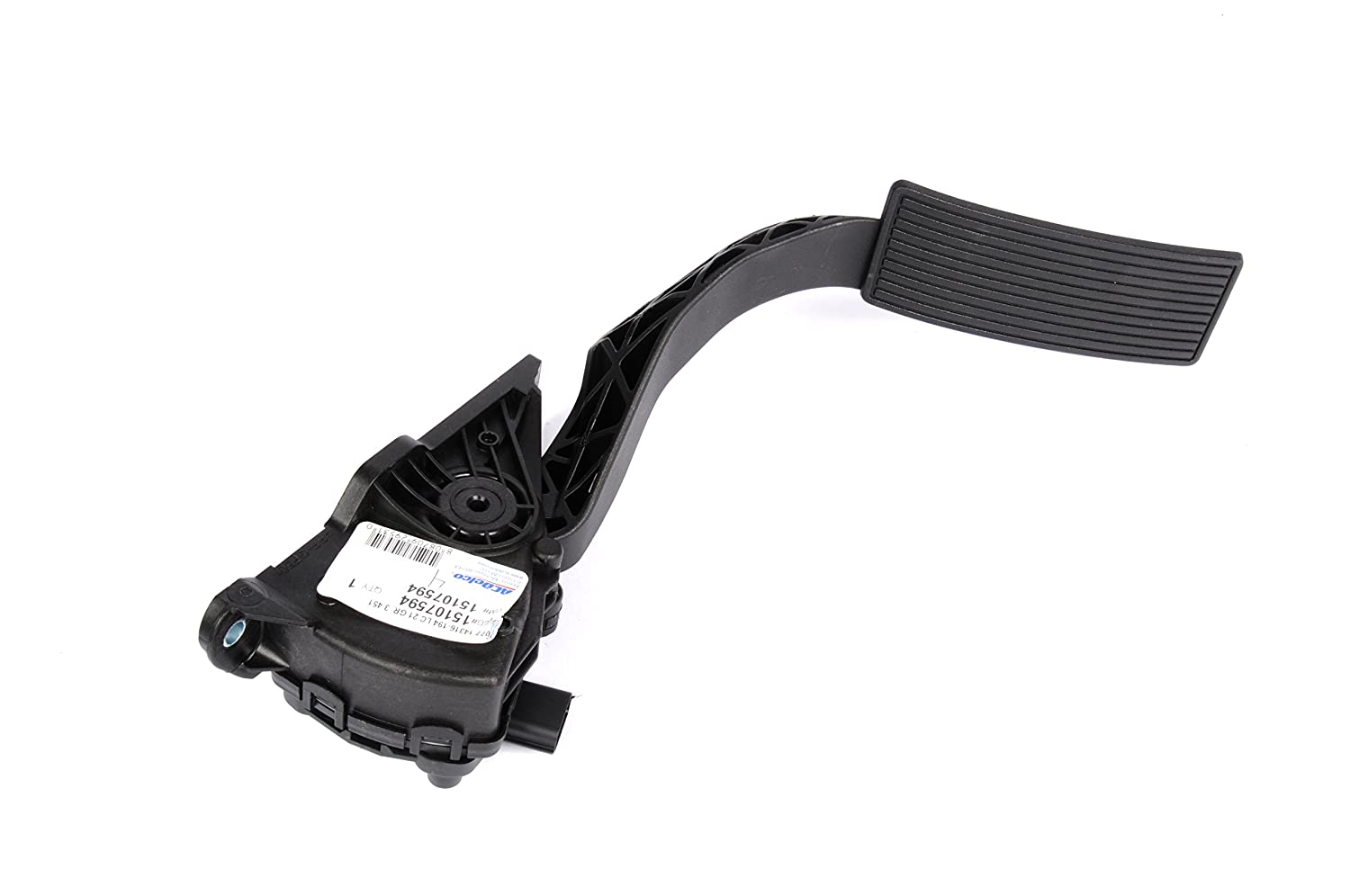 ACDelco 15107594 GM Original Equipment Accelerator Pedal with Module