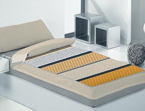 Saco Nórdico con relleno Kabir beig cama de 90