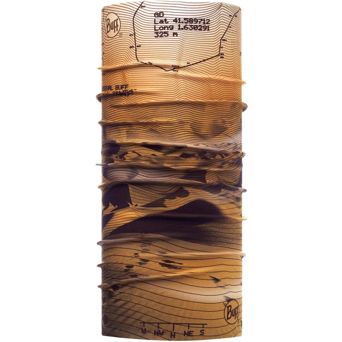 Buff Trail Desert Multifunctional Bandana Face Protection Bandana (One Size - Beige) 117017.303.10