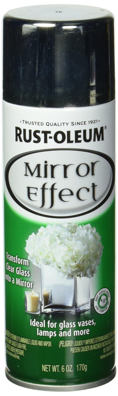 Rust-Oleum 267727 Specialty Mirror Spray, 6-Ounce, Silver by Rust-Oleum