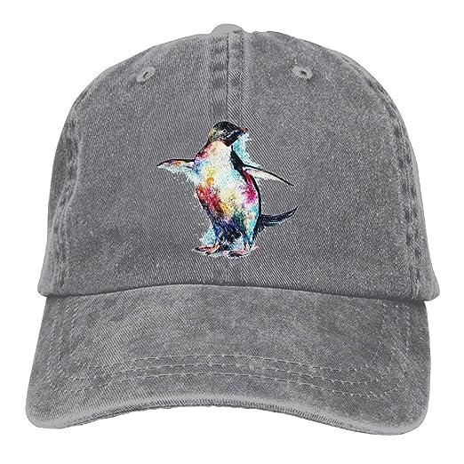 3355c030555 Penguin Animal Baseball Caps Fancy Timeless Cool Hat Designs For Teen Girls