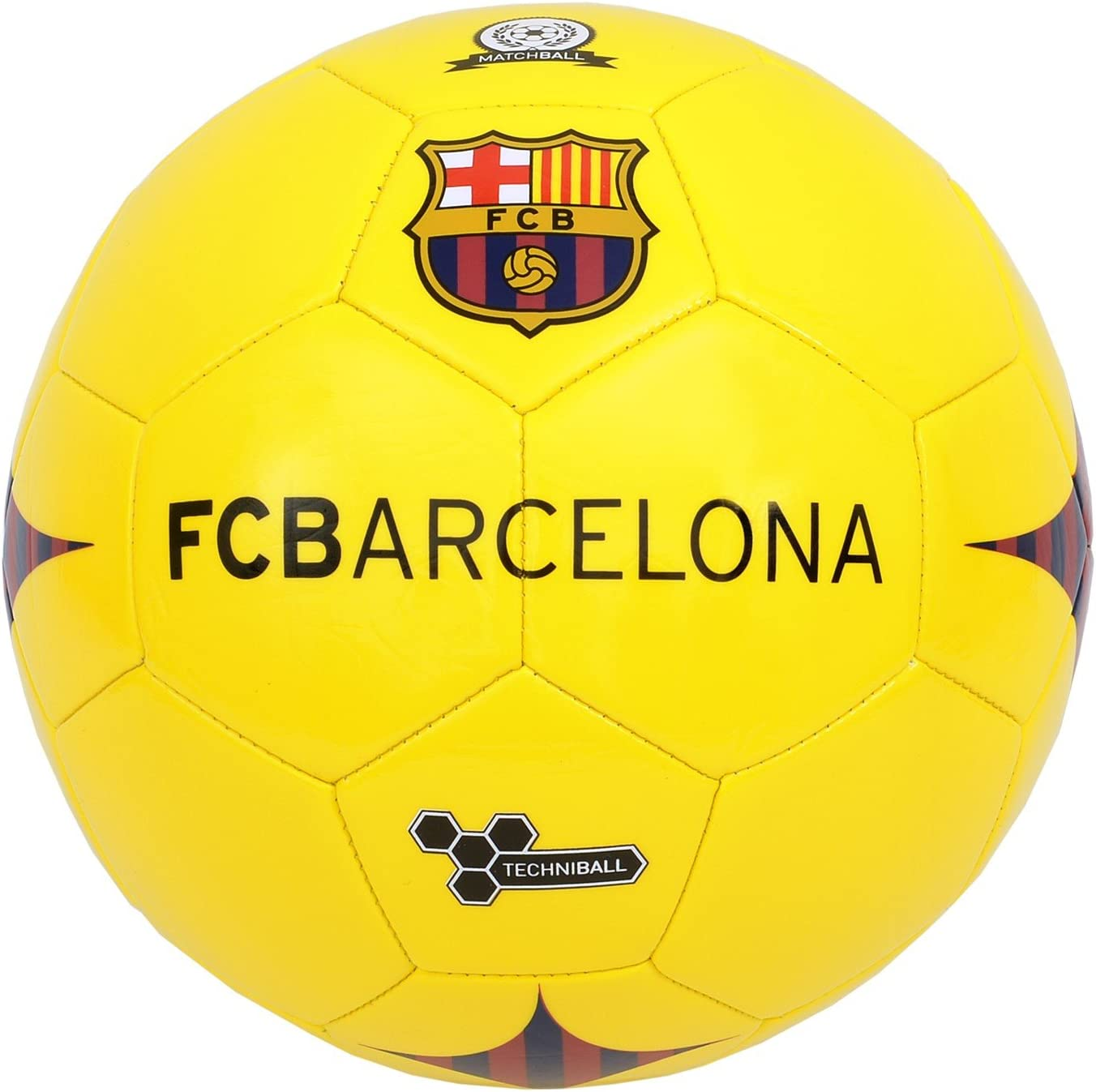 FC Barcelona Balón de fútbol, colección oficial, diseño del FC ...