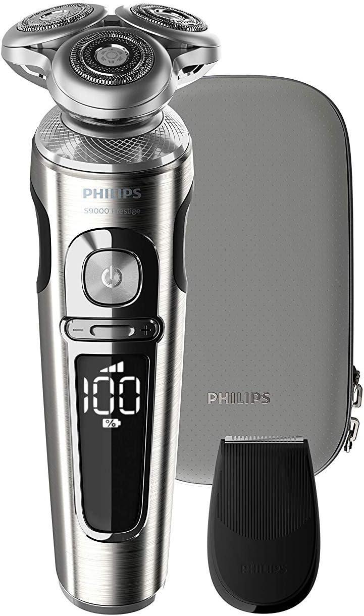 フィリップスS9000 プレステージ メンズ電気シェーバー