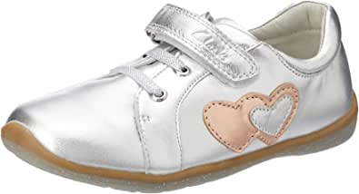 Clarks Girls' Molly Trainers