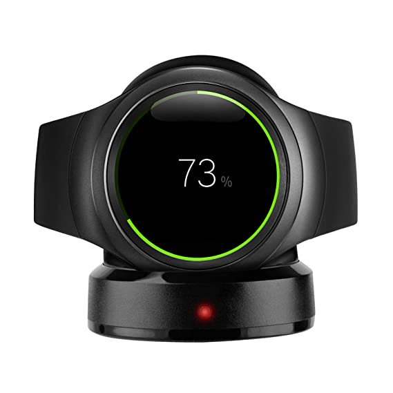 Amazon.com: Original OEM Samsung Gear S2 ep-or720 Cargador ...