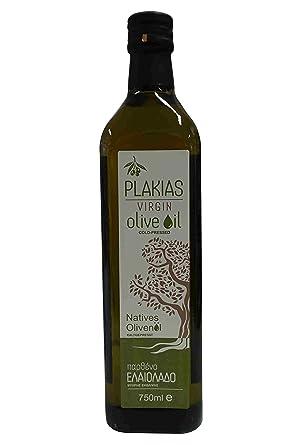 on sale a71aa 98d69 Plakias Olivenöl virgin nativ aus Kreta 0,75 Liter Flasche Oliven Öl wie  aus den