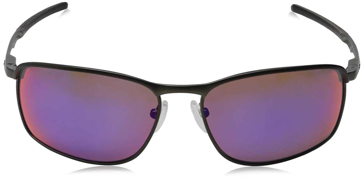 92bcd1d0ac ... 50% off amazon oakley mens conductor 8 oo4107 04 rectangular sunglasses  carbon 60 mm clothing
