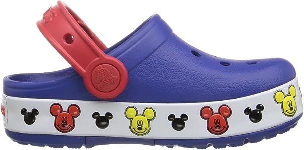 Crocs Kids' Light-Up Mickey Mouse Clog
