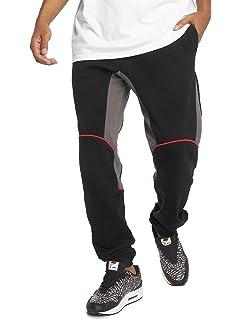 Dangerous DNGRS Männer Jogginghose Cubix in schwarz Sweatpants
