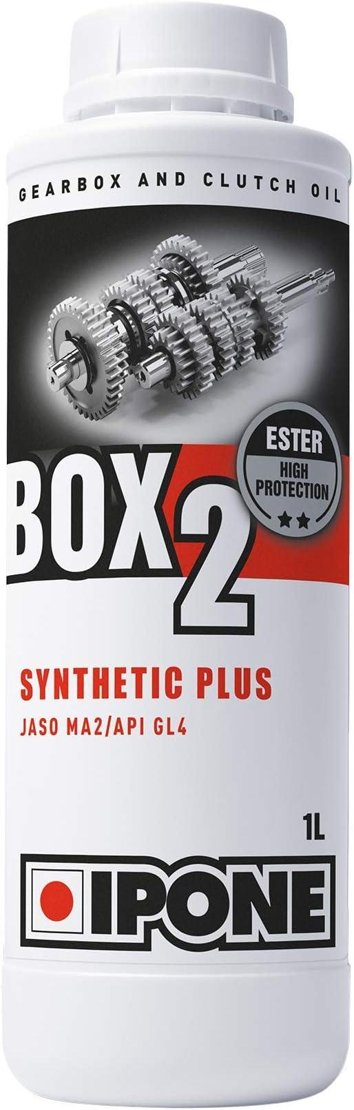 Ipone S28283 Öl Boite De Geschwindigkeit 2t Box 2 Semi Synthese Kanister Auto