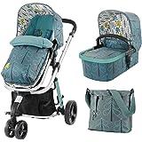 Cosatto Giggle 2 cochecito de bebé y carrito de bebé (Fjord)