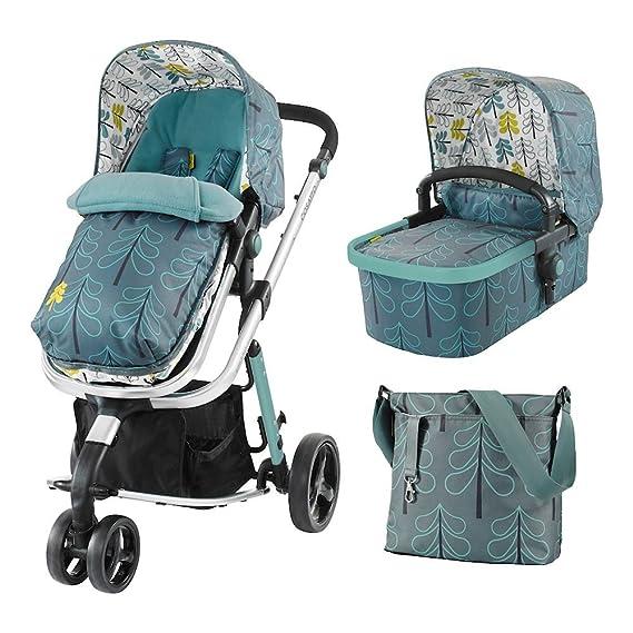 Cosatto Giggle 2 cochecito de bebé y carrito de bebé (Fjord ...
