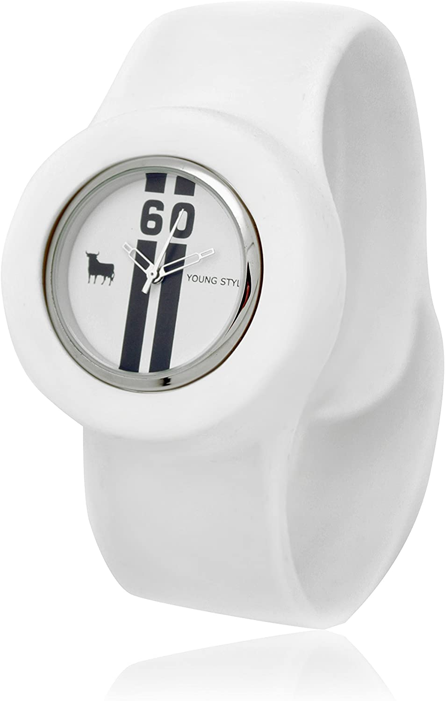 Toro Watch Reloj con Movimiento japonés Enrollado TO-1051 44 millimeters
