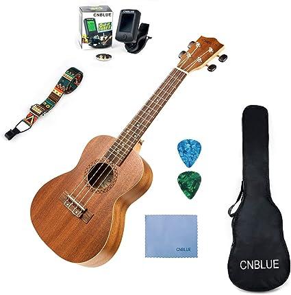 guitarra clásica acústica guitarra KID con Start paquete (30 INCH ...