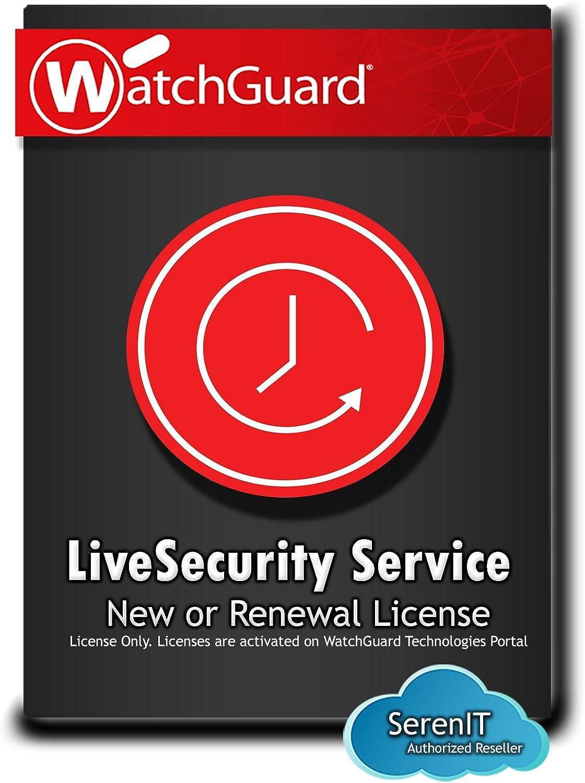 WatchGuard Standard Support Renewal 1-yr for Firebox T30 WGT30201