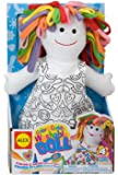 Alex Color and Cuddle Washable Doll